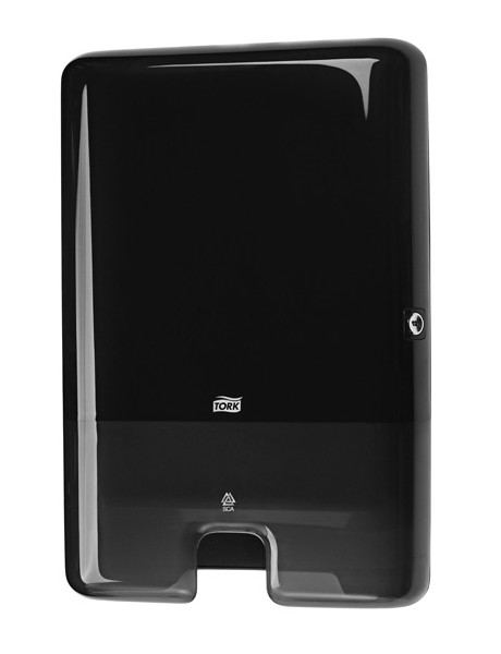 Tork Dispenser Hand Towel Interfold Black